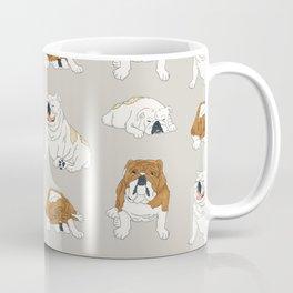 Bulldog Babies Coffee Mug