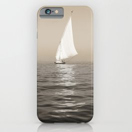 Ship on the Nile iPhone Case