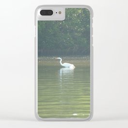 Wading Clear iPhone Case