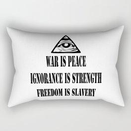 1984 Big Brother Rectangular Pillow