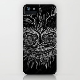 Forest Elemental iPhone Case