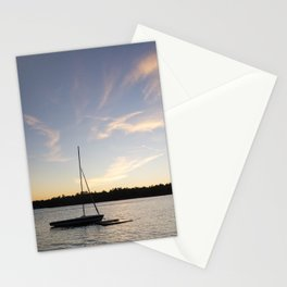 Come Sail Away. Stationery Cards