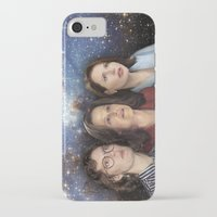 yankees iPhone & iPod Cases featuring THE THREE GREAT LADIES by Kaitlin Smith