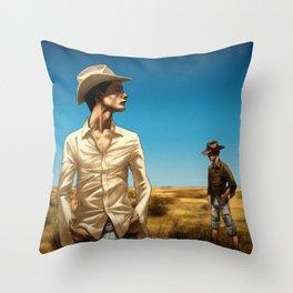 Dayvan Cowboy Throw Pillow