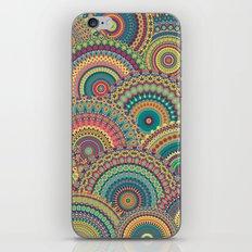 Millefiori Mandala iPhone & iPod Skin
