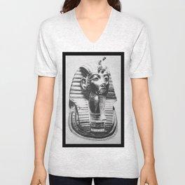 Tutankhamun Unisex V-Neck