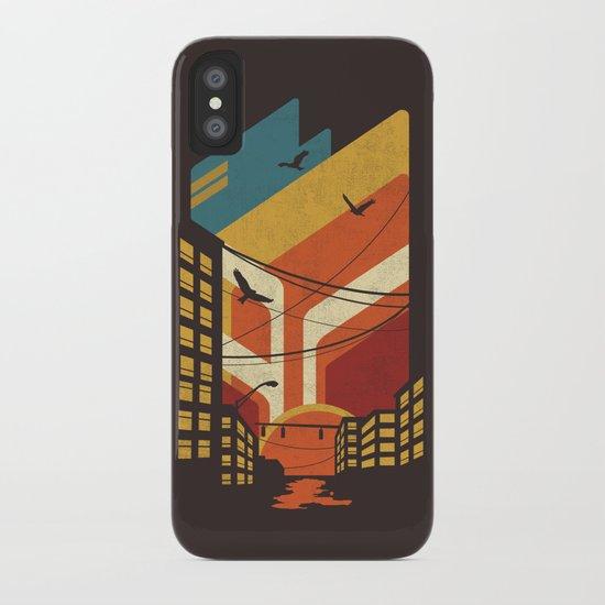 Street iPhone Case