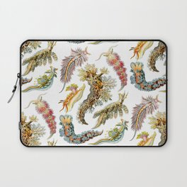 Ernst Haeckel - Nudibranchia (Snails) Laptop Sleeve