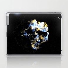 Ghostly Nebulae Laptop & iPad Skin