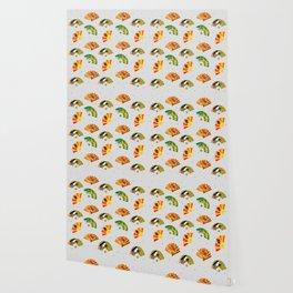 oriental fans Wallpaper