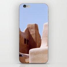 Colors of Santa Fe iPhone Skin