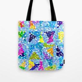 colourful mix Tote Bag