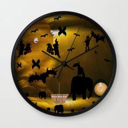 Noak The Ark Wall Clock