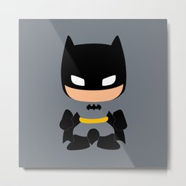 The DarkKnight Metal Print
