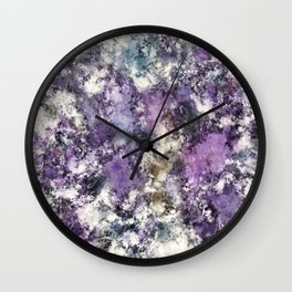 To quietly crumble Wall Clock