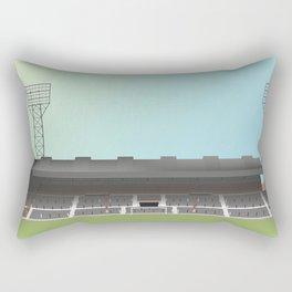 Stretford End 1963 Rectangular Pillow