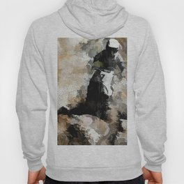 Down and Dirty! - Motocross Racer Hoody