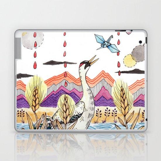 Crane Gang Laptop & iPad Skin