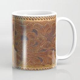 Deer Sheltering in the Storm Coffee Mug