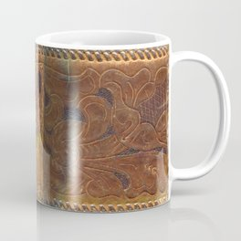 Deer Sheltering in the Storm Coffee Mug