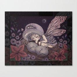 Fairy Dreaming Canvas Print