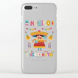 Cinco de Mayo – Mexico Clear iPhone Case