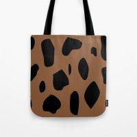 jaguar Tote Bags featuring Jaguar by PAAC design