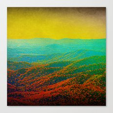 Alternate World Canvas Print