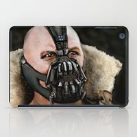 bane iPad Cases featuring Bane by Spiro 1230