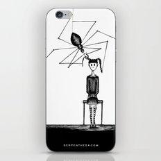 Miss Spider's Salon iPhone & iPod Skin