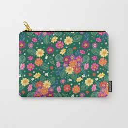 Primulas Carry-All Pouch