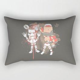 Juice Up your Creativity! Rectangular Pillow