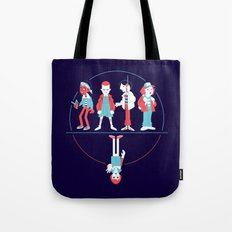 Stranger Kids Tote Bag