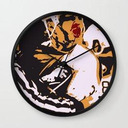 RAZ HELL Wall Clock