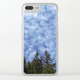 And then the World Ended Clear iPhone Case