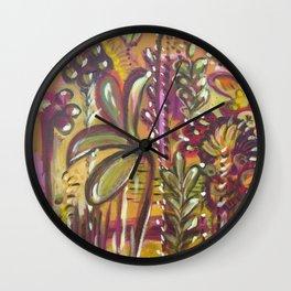 Bacca Vida (berry life) Wall Clock