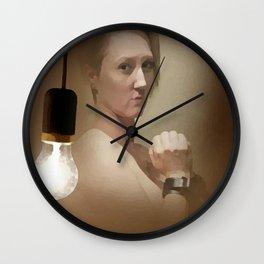Dungeon Innocence Wall Clock
