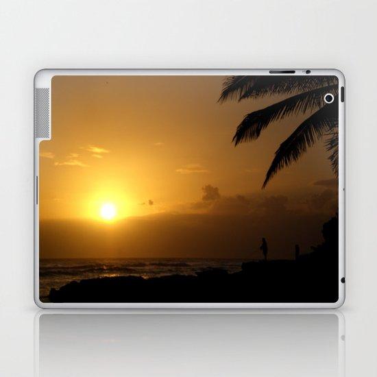hawaii Sunset Series B Laptop & iPad Skin