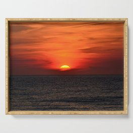 so sunset! Serving Tray