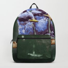 Little Birds On A Branch Backpack