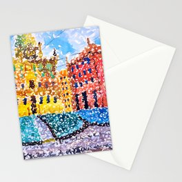 Colorful Milan Stationery Cards