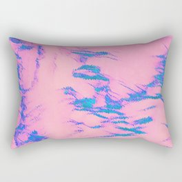 I See Beauty - Orchid Crush Rectangular Pillow