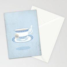 Royal Tea Stationery Cards