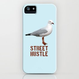 Street hustle iPhone Case