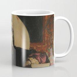 The Empress Theodora, Jean-Joseph Benjamin-Constant Coffee Mug