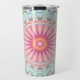 Mandala pastel no. 5 Travel Mug