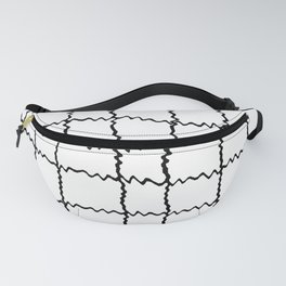 grid Fanny Pack
