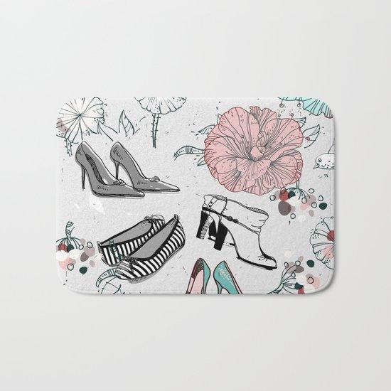 Fashion pattern Bath Mat
