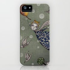 You can fly, Mary! iPhone (5, 5s) Slim Case