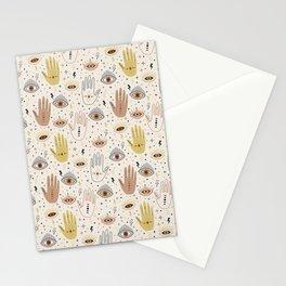 Magic Spells Stationery Cards